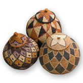 Zulu beer baskets